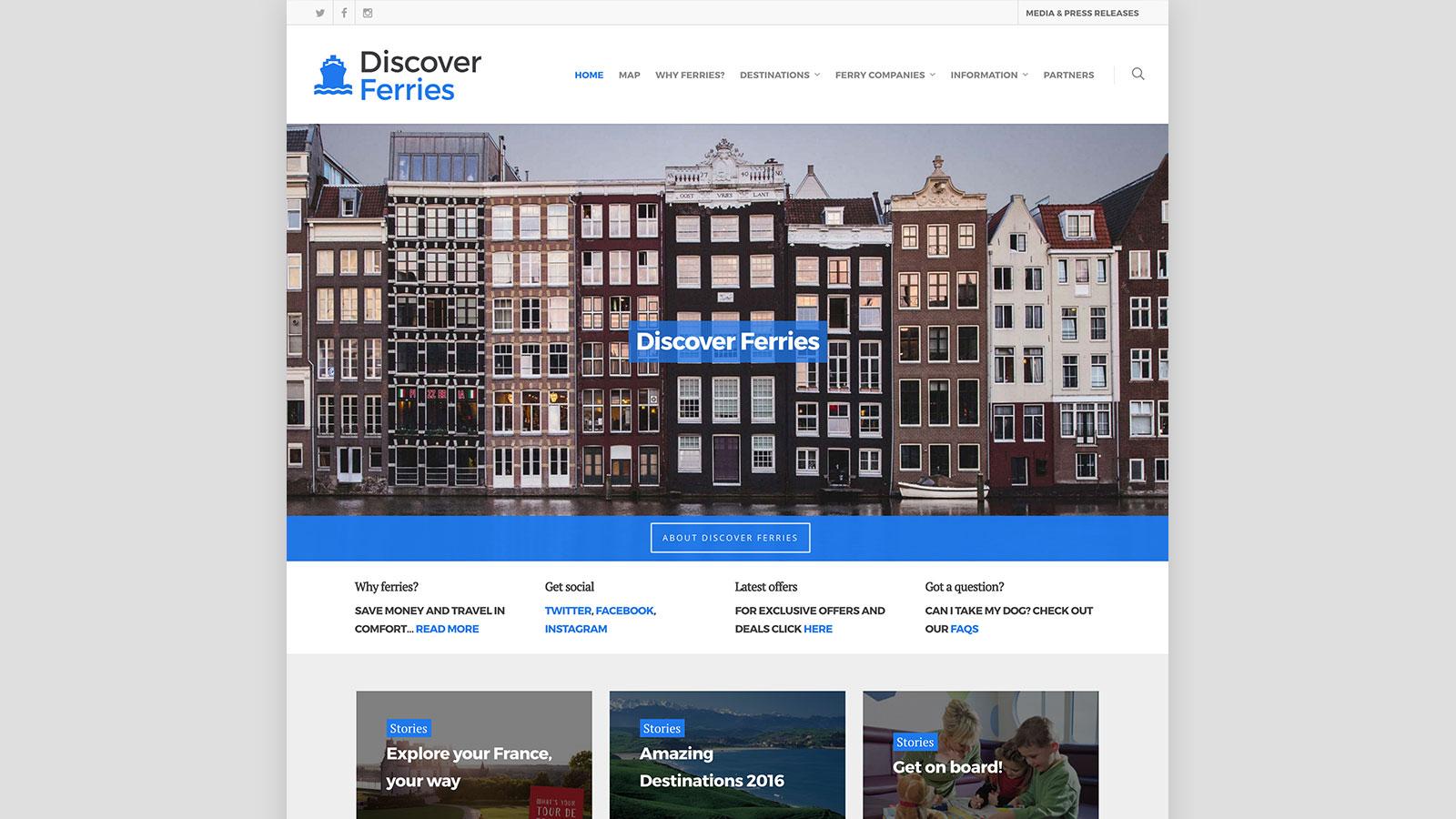 work-discover-ferries-website