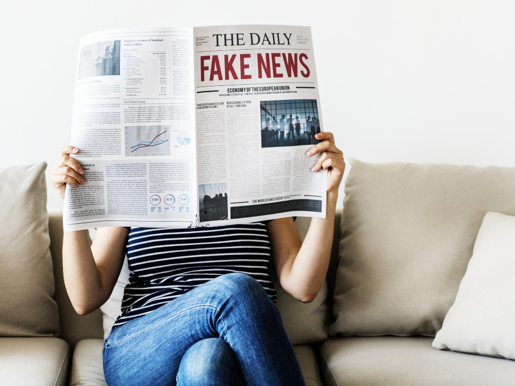 FAKE NEWS OF THE WORLD